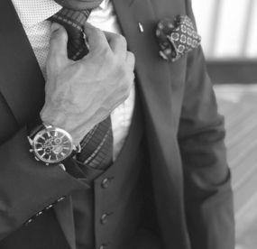 Vested 3-Piece Suits